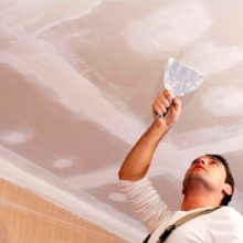 Технология выравнивания потолков — чем и как лучше выровнять потолок своими руками, как выравнить потолки