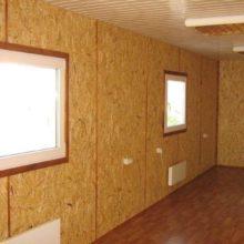 Технология обшивки внутренних стен панелями ДСП, ДВП, деревянной вагонкой. Обшивка доской дома снаружи своими руками.
