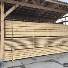 Правильное хранение древесины, как хранить круглый лес и лесоматериалы