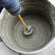 Сухие строительные смеси и цементные растворы