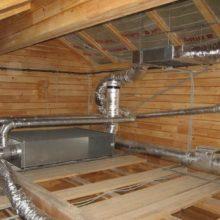 Расчет системы вентиляции и вытяжку в частном доме или коттедже. Как правильно сделать вентиляцию загородного деревянного дома.